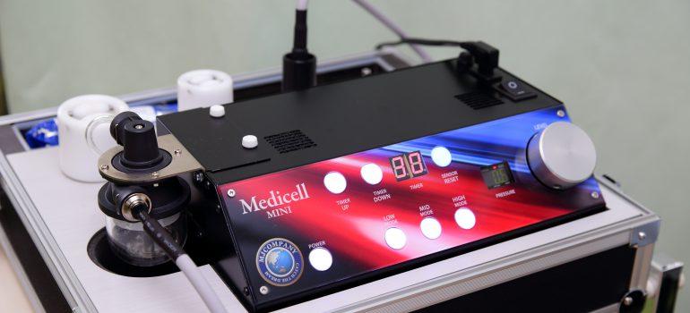 メディセル筋膜療法