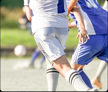 スポーツ外傷について